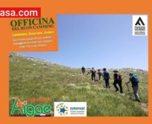 Prima della cima Serra Dolcedorme... oltre quota2000 m officina del buon camino