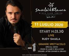 Smaila's Blanca Beach Club live Rudy Smaila 11 luglio 2020