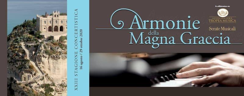 Armonie della Magna Graecia - Tropea Città della Musica