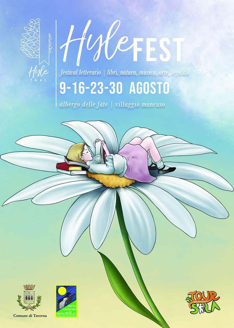 Festival Letterario della Sila Piccola 2020 locandina