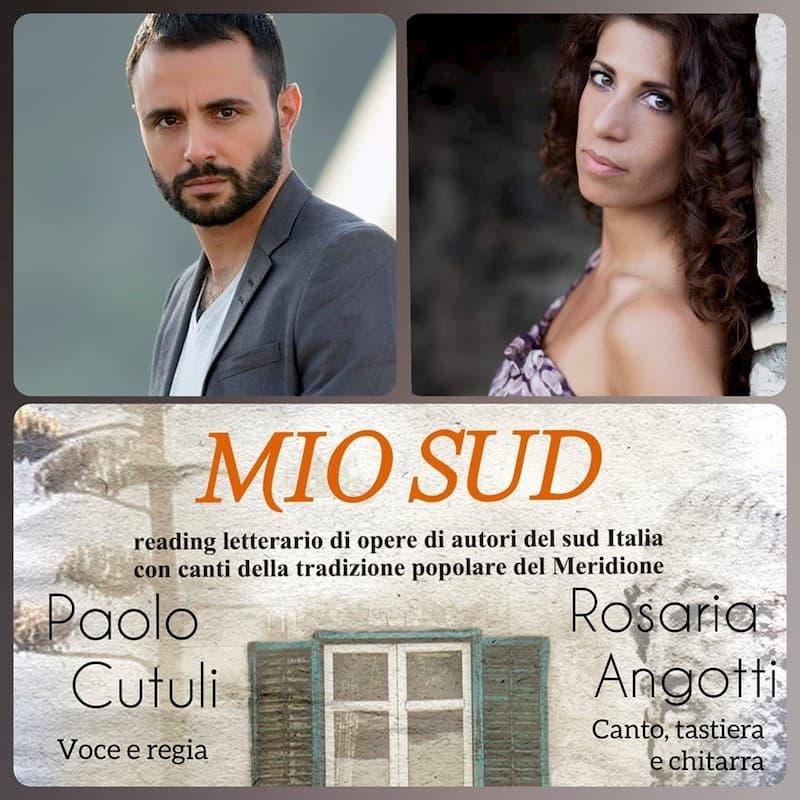Mio Sud con Paolo Cutuli e Rosaria Angotti