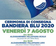 Villapiana Cerimonia Bandiera Blu 2020 7 agosto 2020