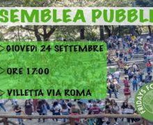 Costruiamo insieme il #ClimateStrike 24 settembre 2020 a Cosenza