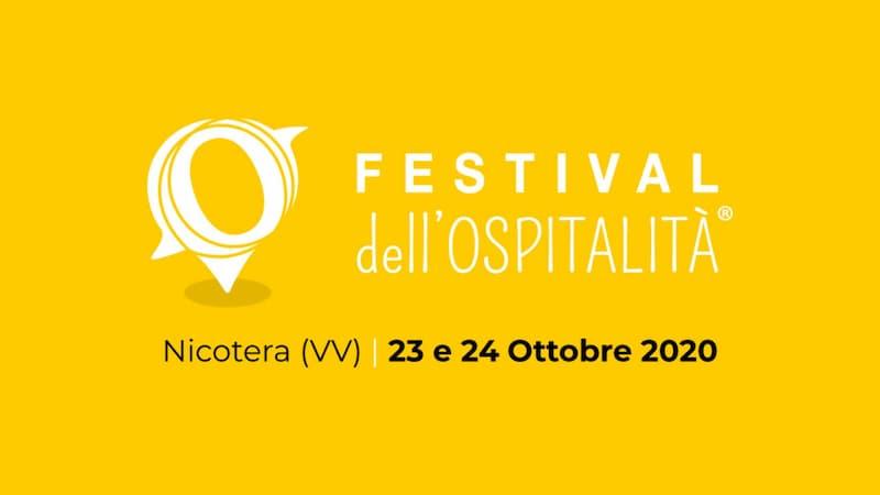 Festival dell'Ospitalità 2020 - VI edizione 23 e 24 ottobre a Nicotera
