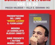 Mimmo Lucano IL Fuorilegge- Presentazione Del libro 4 ottobre 2020 Villa San Giovanni