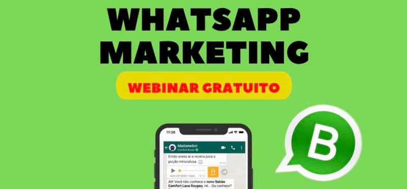 Webinar gratuito WhatsApp Marketing
