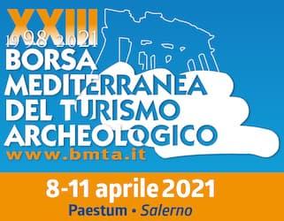 XXIII Borsa Mediterranea del Turismo Archeologico a Paestum 8 - 11 aprile 2021