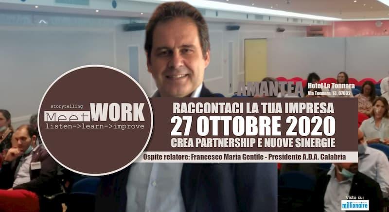 Amantea - Meet&WORK - 27 Ottobre 2020