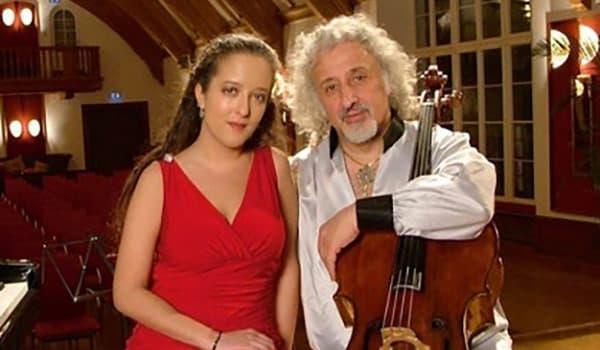Duo Mischa Maisky & Lily Maisky