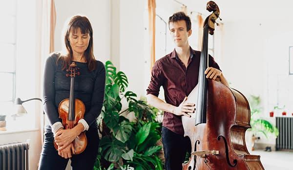 Duo Viktoria Mullova & Misha Mullov Abbado