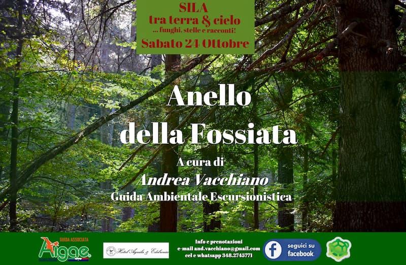 In Sila - Anello della Fossiata 24 ottobre 2020