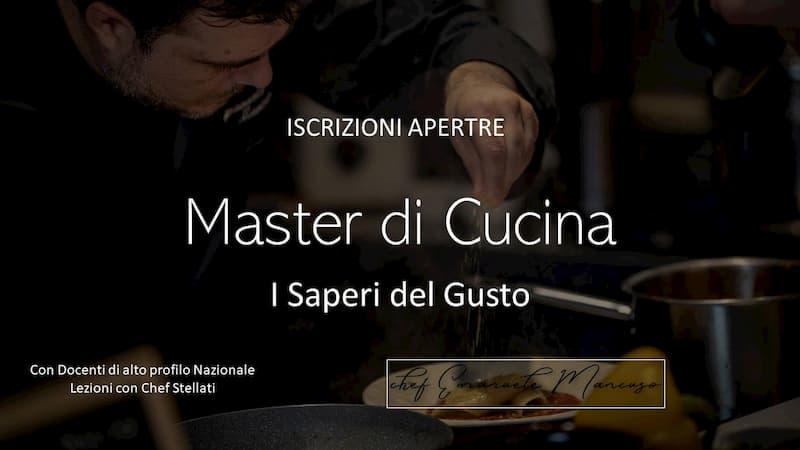Master di Cucina