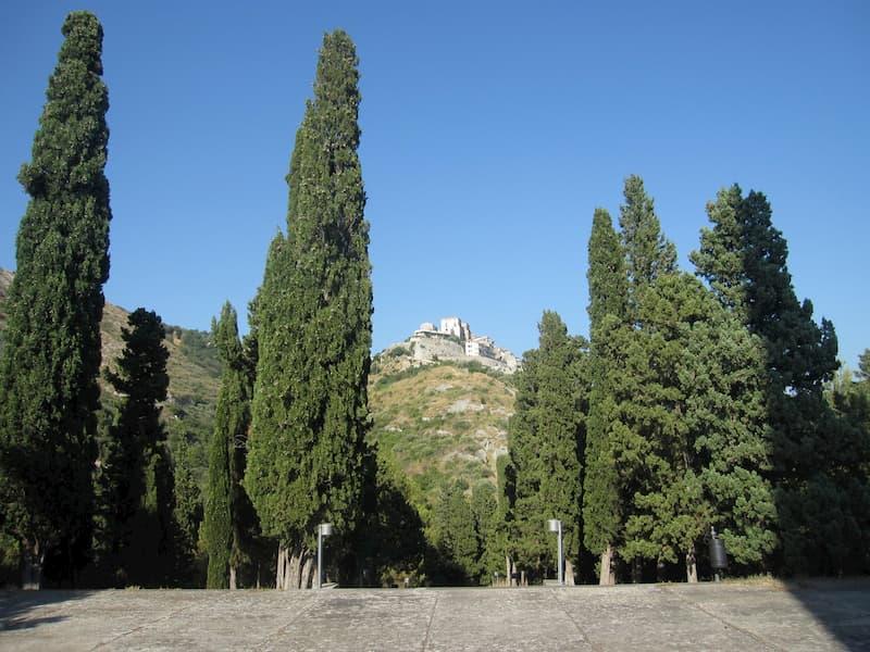 Riconversione Monumento a Michele Bianchi