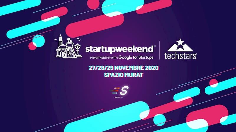 Startup Weekend Bari 2020