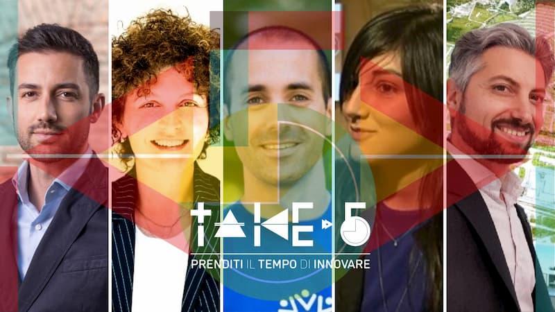 TAKE5 - Prenditi il tempo di innovare