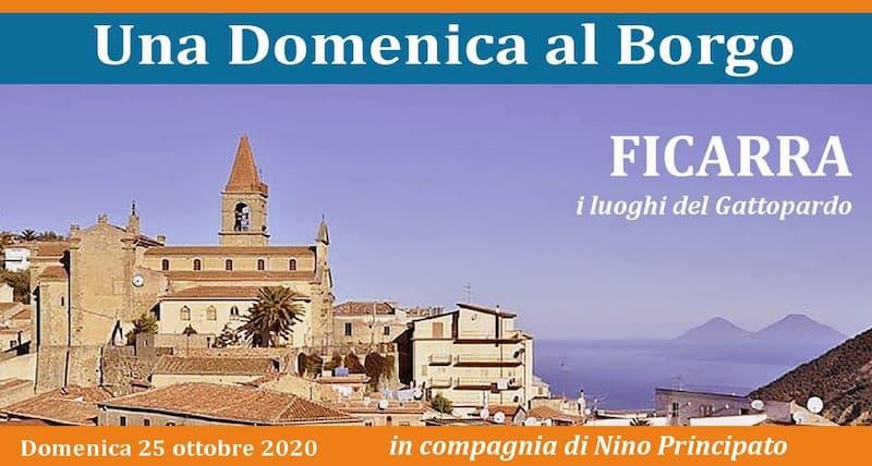Una domenica al borgo di Ficarra 25 ottobre 2020 Messina