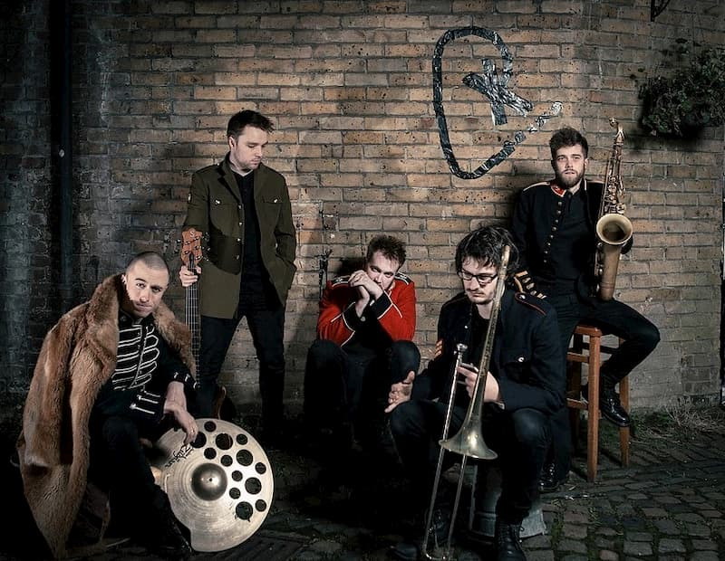 WorldService Project Punk Jazz from UK