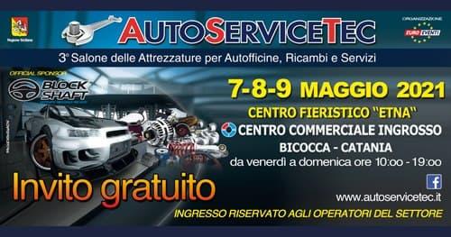 AutoServiceTec 2021 Catania