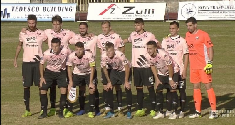 Palermo calcio 2020