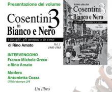 Presentazione del volume Cosentini in Bianco e Nero 3 28 novembre 2020 Cosenza locandina