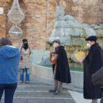 Aperitour natalizio di CulturAttiva a Catanzaro piazza