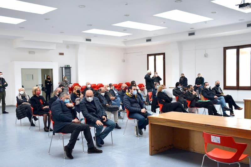 Locride romana conferenza stampa