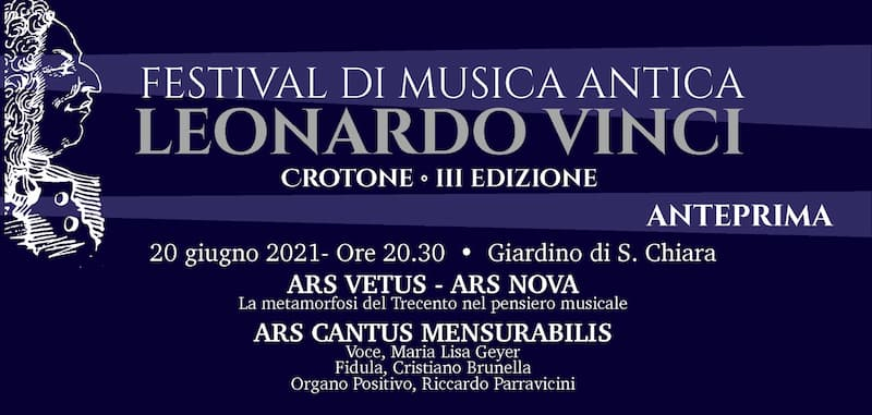 Leonardo Vinci Festival 2021