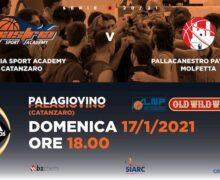 Mastria Sport Academy VS Pallacanestro Pavimaro Molfetta