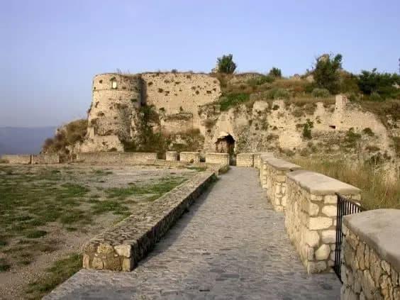 Castello di Gerace Reggio Calabria