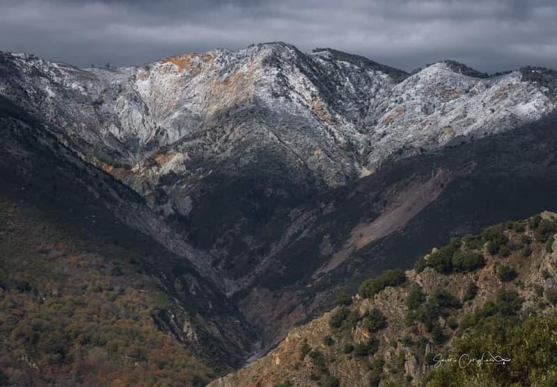 Escursione al Geosito di Frana Colella - Aspromonte
