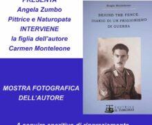 Presentazione libro Behind the Fence – Diario di un prigioniero di guerra 28 febbraio 2021 a Reggio Calabria