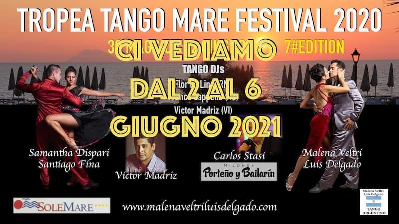 Tropea TANGO MARE Festival 2021