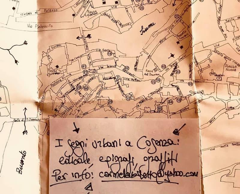 Visita Guidata - Segni Urbani a Cosenza Vecchia