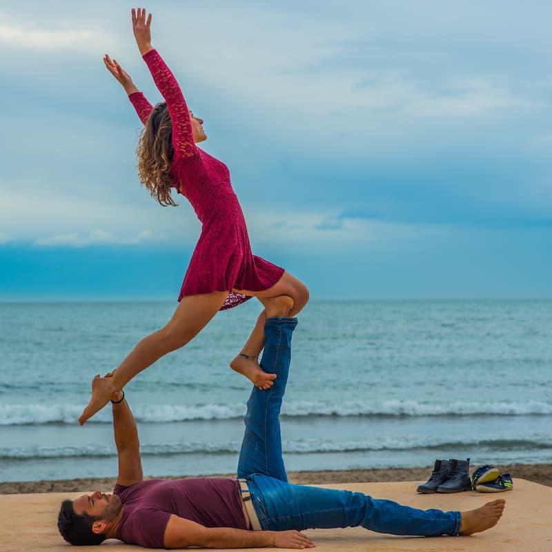 Acro Emotion Yoga Retreat #5