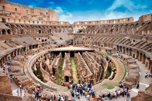 Colosseo (visita online Da Casa)