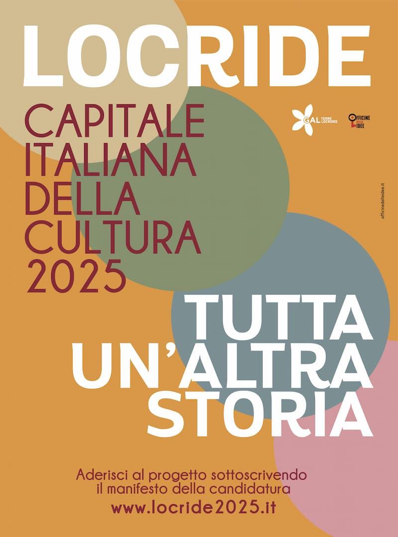 Locride capitale della cultura 2025