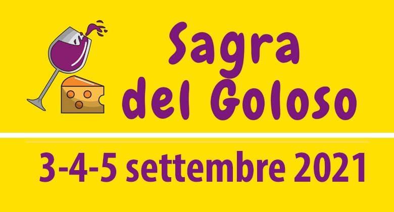 Sagra del Goloso 2021 Live online 3-4-5 settembre 2021 Siderno