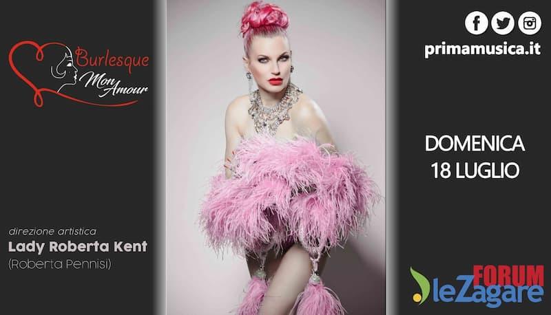 Taormina Burlesque Festival 18 luglio 2021