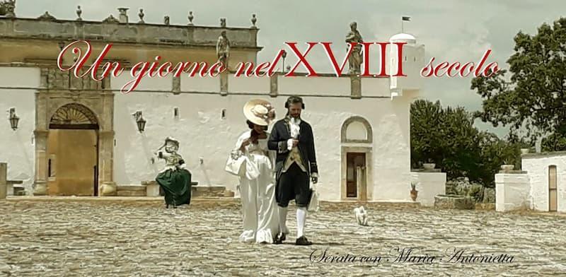 Un giorno nel XVIII secolo - PicNic