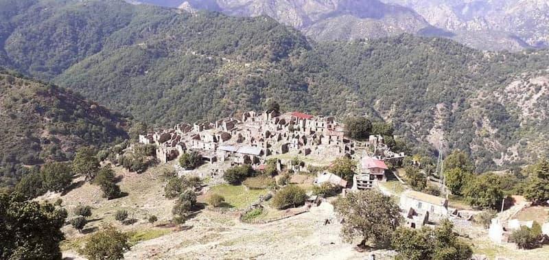 Escursione Naturalistica da Casalinuovo a Monte Scapparrone