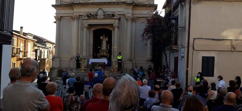 Festa di Santa Maria del Soccorso in Monterosso Calabro