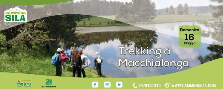 Trekking a Macchialonga 16 maggio 2021 Parco Nazionale della Sila
