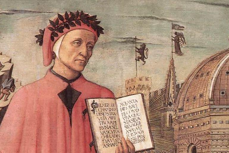 Dante itinerante 14 settembre 2021 a Tropea