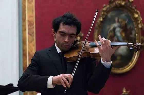 Matteo Cossu Violino