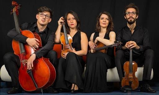 Quartetto d'archi Lux