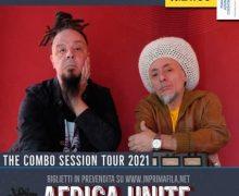 Africa Unite 14 agosto 2021 Reggio Calabria locandina