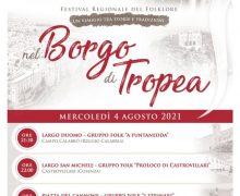 Culture a confronto 4 agosto 2021 Tropea locandina