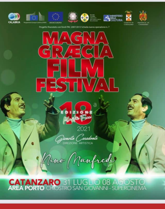 Magna Grecia Film Festival 2021 locandina