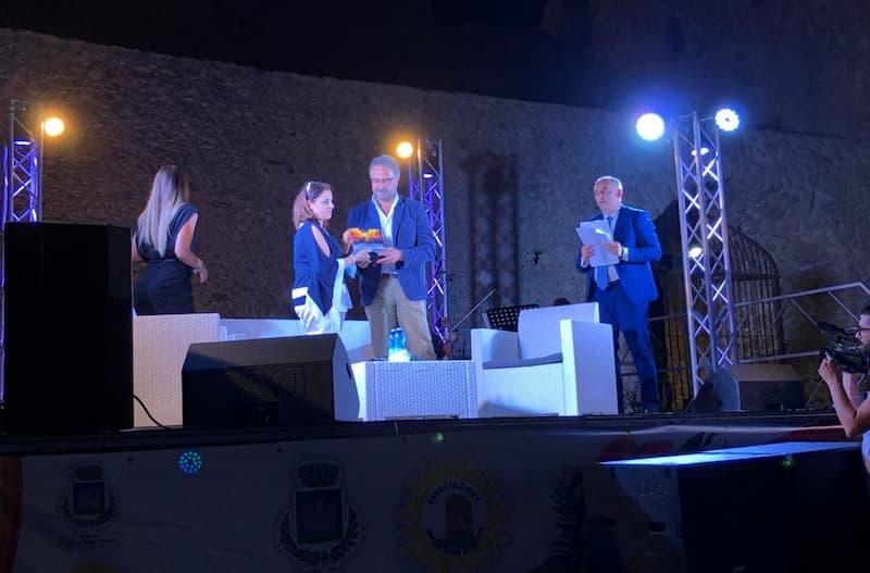Premio Nazionale Aragona 18 agosto 2021 Le Castella locandina
