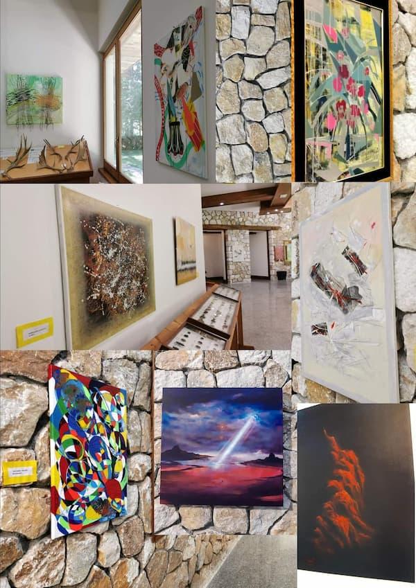 Premio Internazionale Arti Visive Mail Art riflessi e trasparenze 2021 foto 2